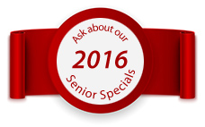 Ask about our 2015 Senior Special